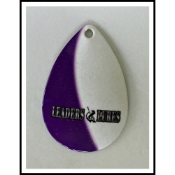 Mag #8 Colorado Leaders and Lures Shadow Blade Purple on White