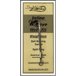 Inline Walleye Kit Weightless