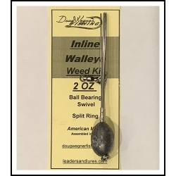 Inline Walleye Weed Kit 2 OZ