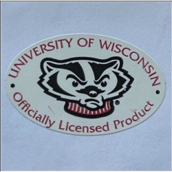 Officially Licensed Wisconsin and Illinois Products