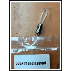 "600 LB Mono .118"" dia."