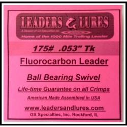 175# Fluorocarbon Leader