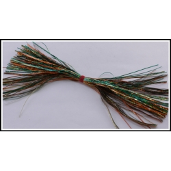 8 inch Pre-Tied  Tinsel Skirts 450 Strand