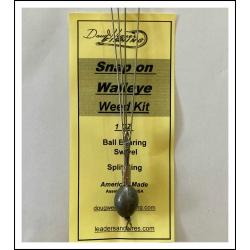 Snap on Walleye Weed Kit 1 OZ