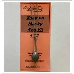 Snap on Musky Weed Kit 1 OZ
