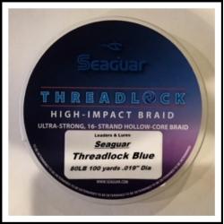 Threadlock High-Impact Braid Line  50 LB to 200 LB (100 yard spools)