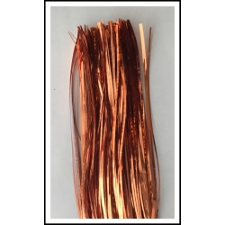 "405 copper 8"" skirt 315 strand blend"